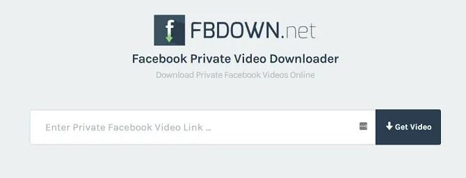 скачать приватное видео на фейсбуке