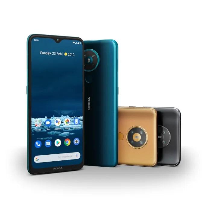 HMD Global Nokia 5.3