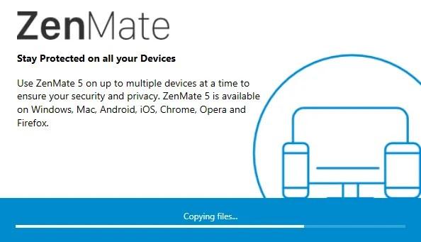 Обзор ZenMate VPN: размышление о вашей конфиденциальности Загрузка настроек обзора ZenMate