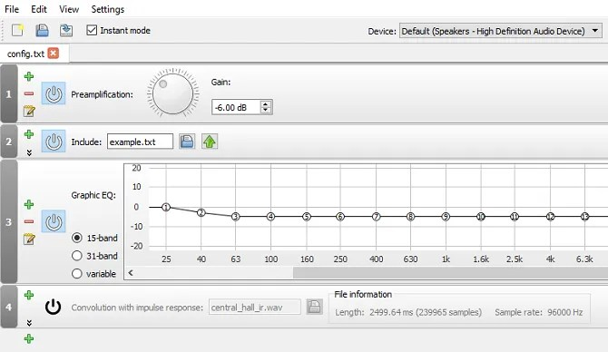 эквалайзер апо приложение windows 10