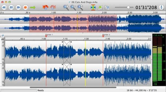 Скриншот из 4 лучших приложений для записи виниловой витой витой волны e1584629271129 670x371