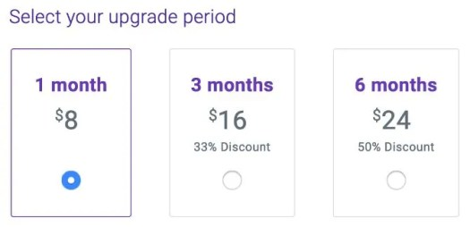 Calligraphr Pro upgrade prices