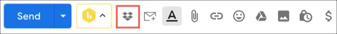 Dropbox In Gmail