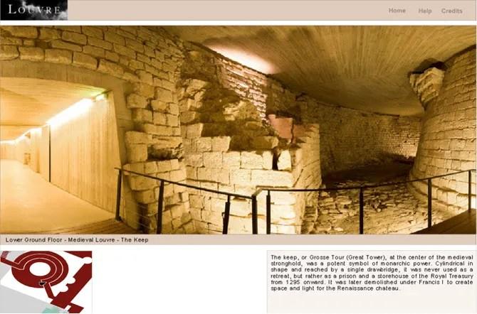 Take a virtual tip through Louvre