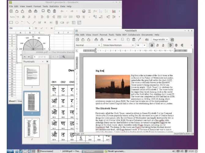 LXDE - это среда рабочего стола Linux