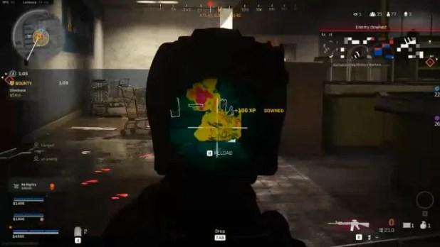 Warzone kill