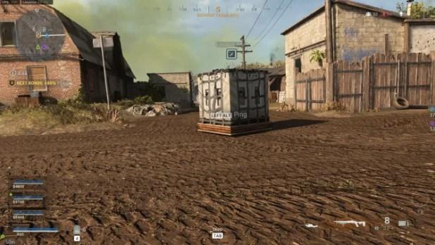 Warzone loadout