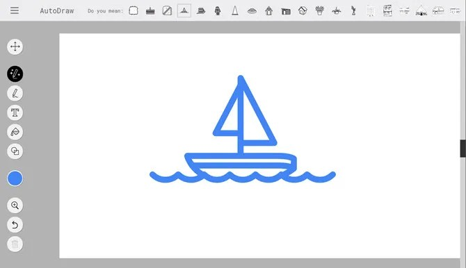 AutoDraw from Google