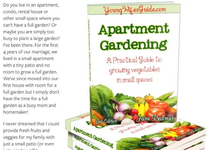 Квартира Садоводство предлагает практические советы о том, как вырастить огород в квартире или на небольшом пространстве
