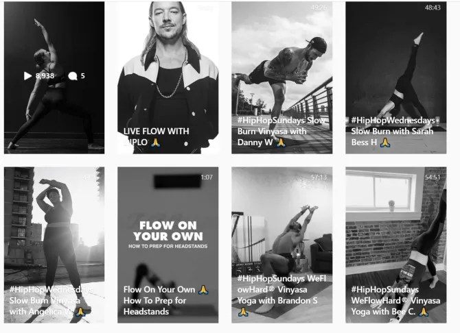 Y7 Yoga Free Live Workouts Online
