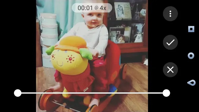 Create a hyperlapse on Android