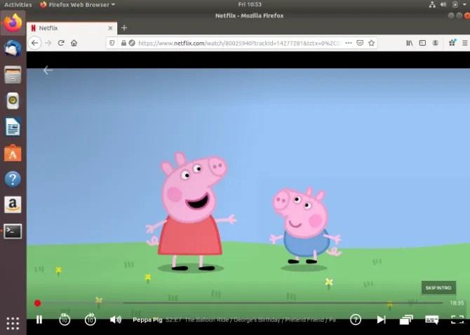 Смотреть Netflix на Linux