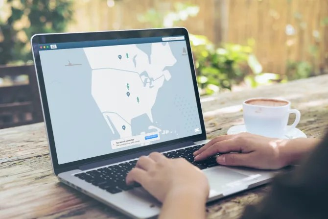Используйте VPN для безопасной работы из дома
