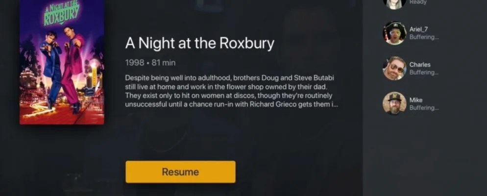 You Can Now Watch Together on Plex