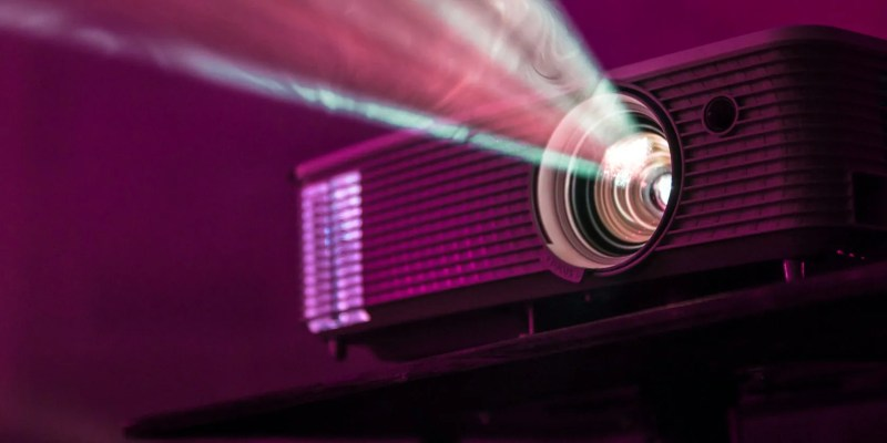 Проектор-домашний кинотеатр