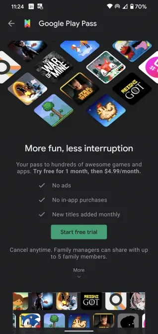 What Is Google Play Pass? The 8 Best Play Pass Apps and Games