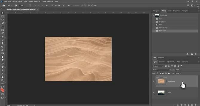 Photoshop комбинирование изображений с режимами наложения
