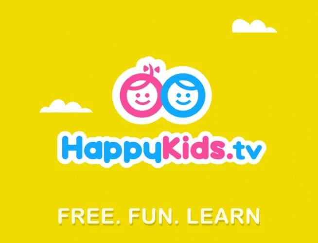 Happy Kids Roku channel