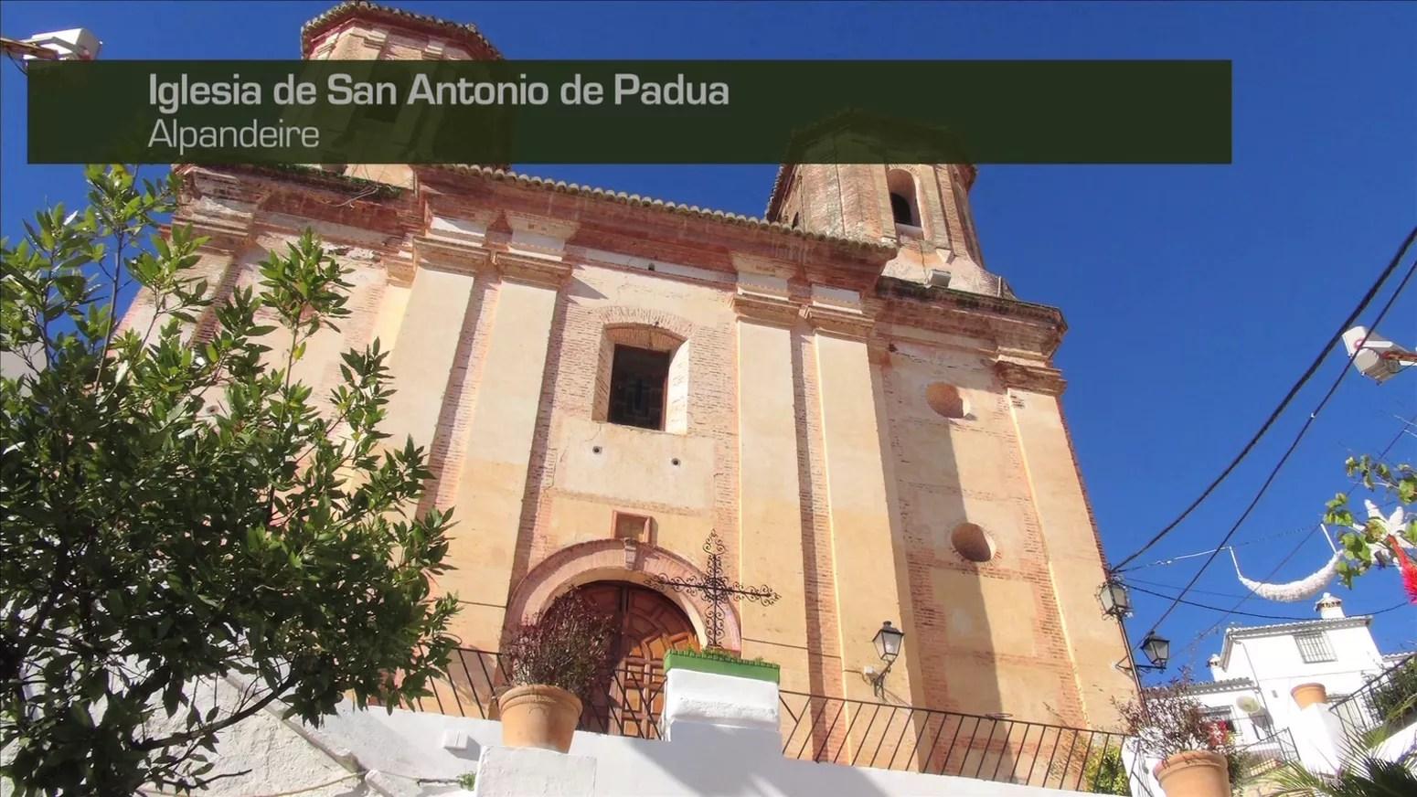 Imagen de Alpandeire. Iglesia San Antonio de Padua1