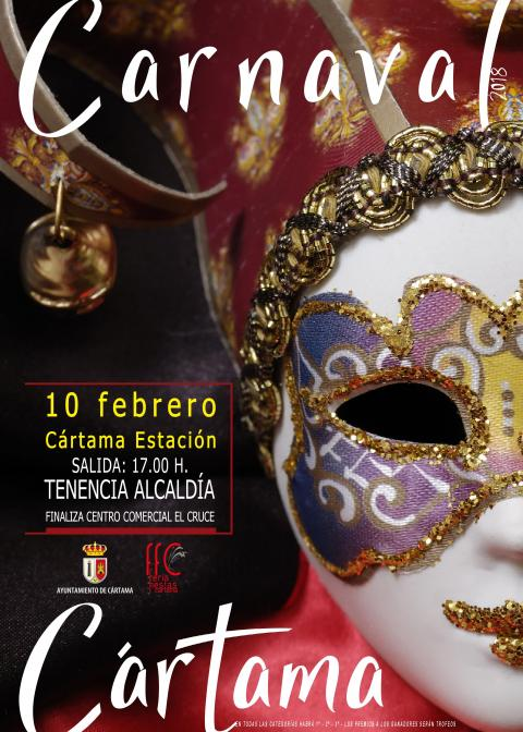 Cartel Carnaval Estación 100218