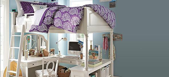 13 συμβουλές οργάνωσης και διακόσμησης για μικρά παιδικά δωμάτια