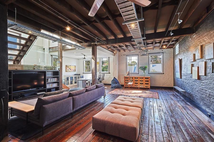 Luxury Warehouse Living Growing in Popularity in