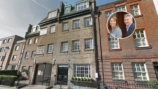 Flat Owned By Middleton Family Lists