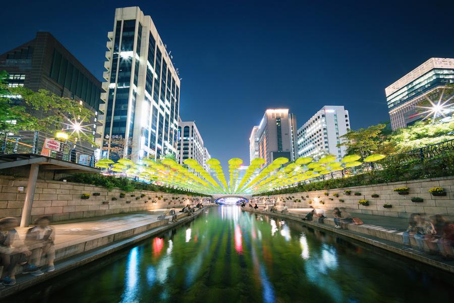 Seoul S Un Village Is A Feng Shui Dream Mansion Global