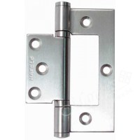Stainless steel butt hinge, flush