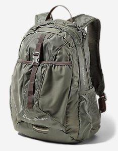 Stowaway  packable pack in green also backpacks  packs eddie bauer rh eddiebauer