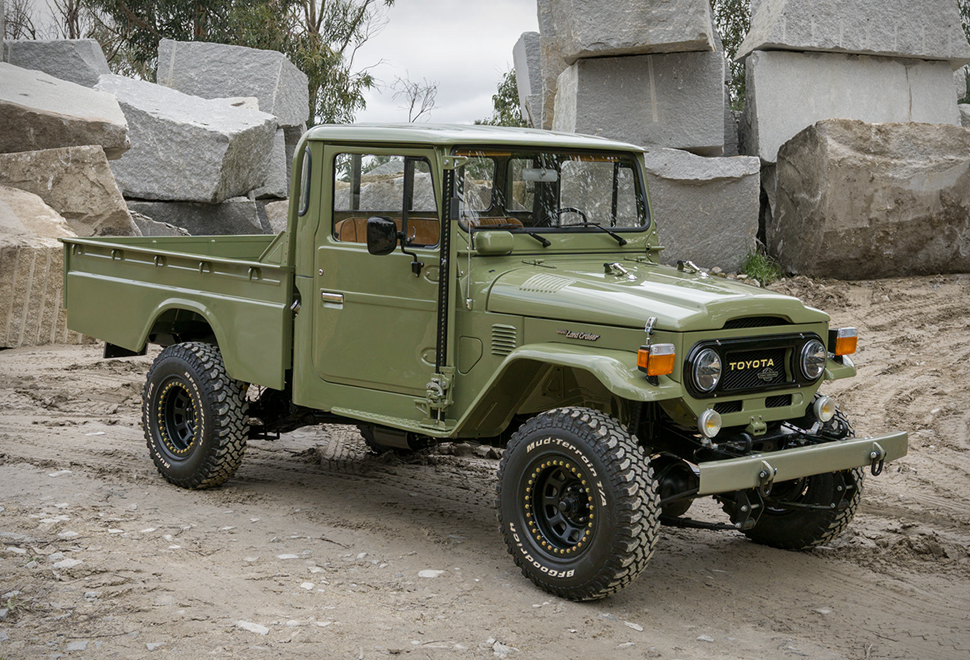 1972 Toyota Land Cruiser Pick Up