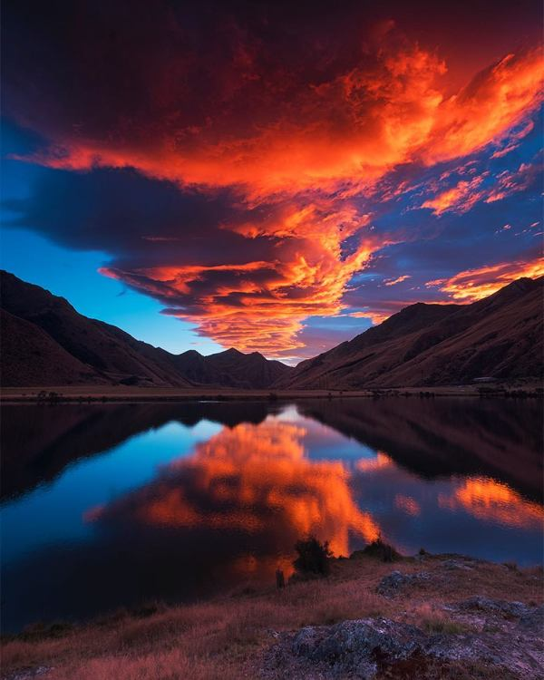 Amazing Landscapes New Zealand