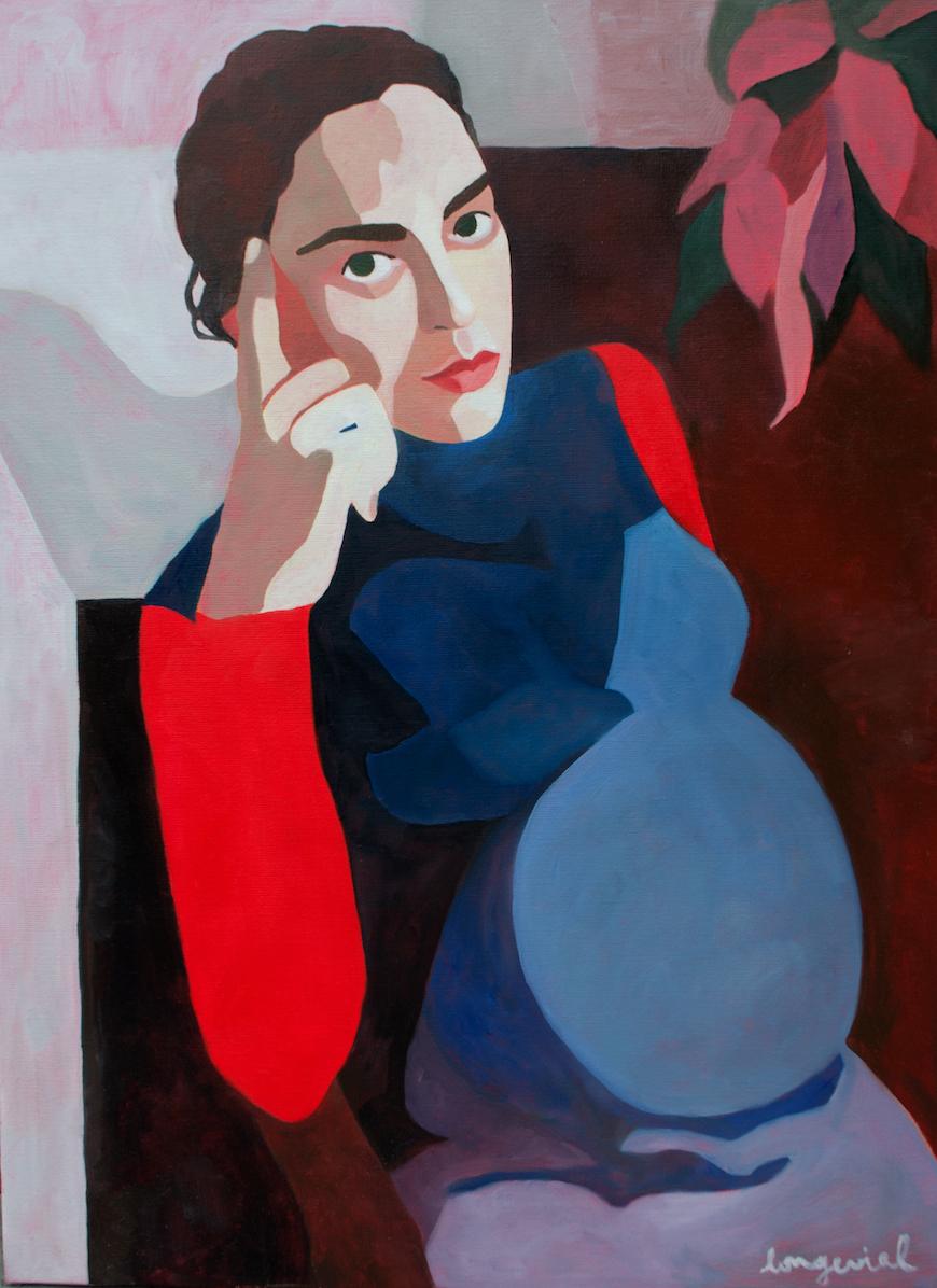 Artist Spotlight Ines Longevial