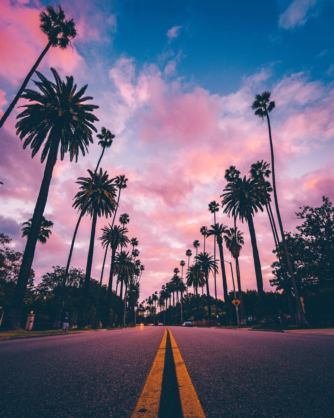 Cotton Candy Skies Astonishing Photos Of California By