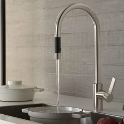 Dornbracht Faucet Kitchen Mosaic Backsplash Luxury