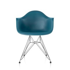 Plastic See Through Chair Target Threshold Sling Eames Molded Armchair Wire Base By Charles Ray