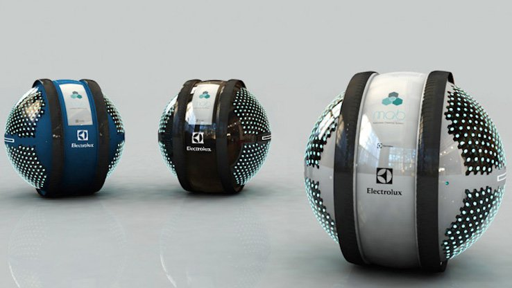 Mab Cleaning MiniRobots