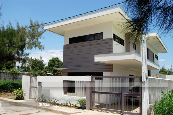 Modern Contemporary House Design Philippines