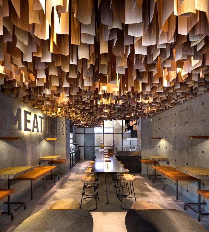 New Urban Restaurant By YOD Design Studio