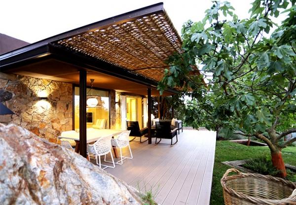 Organic ideas in guest house design barcelona