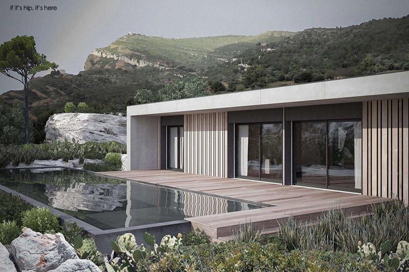 Pop Up House 10 Prefabs By Multipod Studio