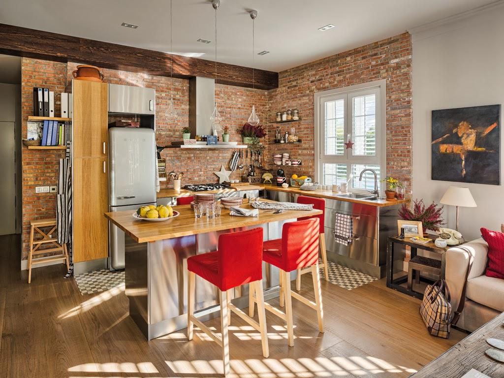 Practical Design In 60 Sqm Apartment