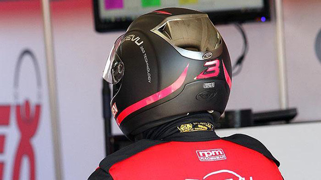 new kitchen appliances rv cabinets reevu motorcycle helmet with heads-up-display