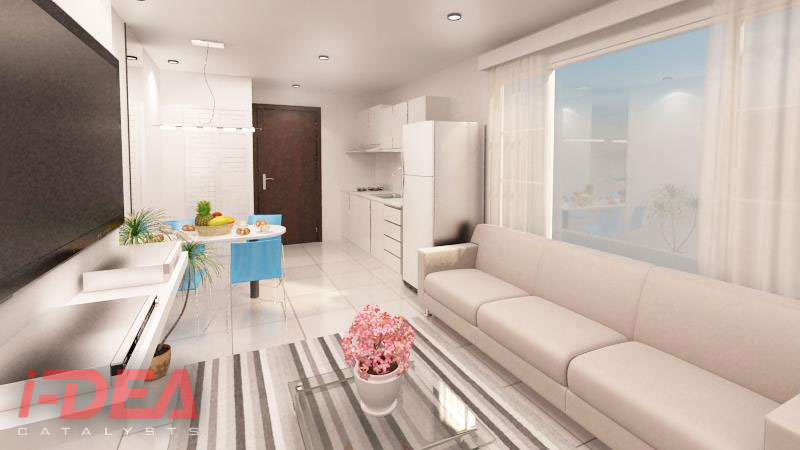 Shell Residences by SMDC  Minimalist 1 Bedroom Condo