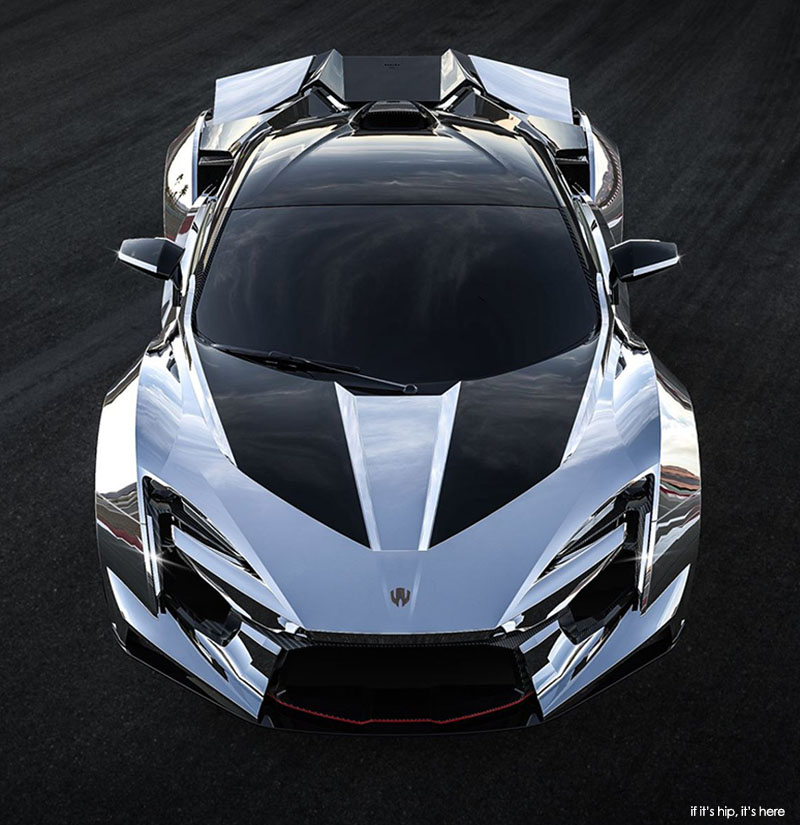 Fast Car Wallpaper For Bedroom The Fenyr Supersport By W Motors