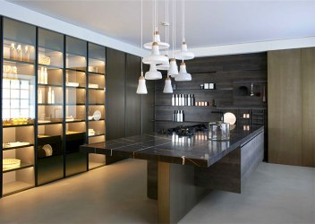 kitchen cabinet trends trendy materials kitchens modern designs colors cabinets finishes interior contemporary luxury decor materialicious different homes island tweet
