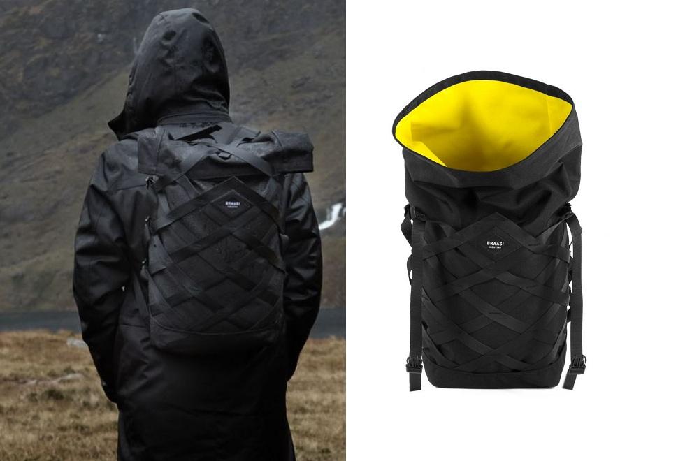 Wicker Innovative WaterResistant Urban Backpack