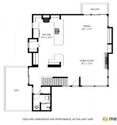 create schematic floor plans online right from your matterportschematic floor plan floor 2 [ 1024 x 768 Pixel ]