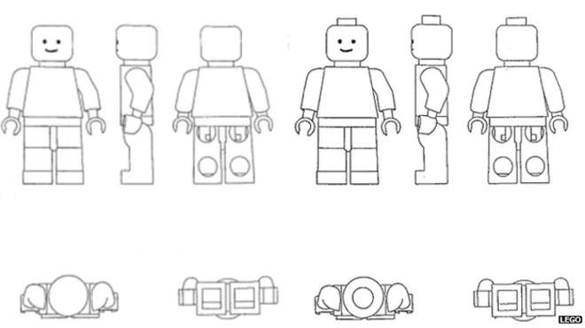 Sentenza dell'Unione Europea: le minifigure LEGO sono un