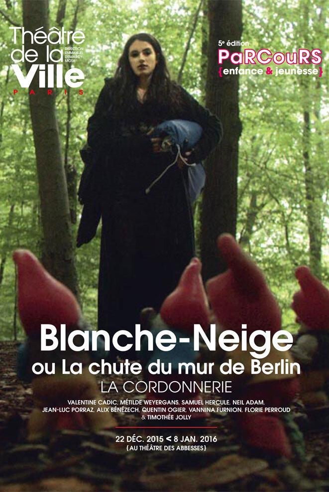 Blanche Neige Ou La Chute Du Mur De Berlin : blanche, neige, chute, berlin, CONTES, LIBERTÉ, Mediapart